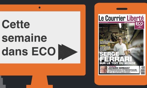 Votre magazine ECO Nord Isère du 4 mai 2018