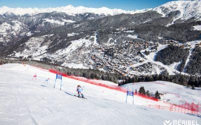Courchevel et Méribel s'offrent les championnats du monde de ski alpin en 2023