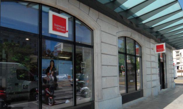 Les banques françaises à la conquête de Genève