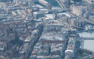 Étienne Blanc : concrétiser les liens entre la France et la Suisse
