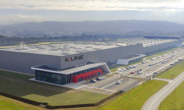 La nouvelle usine K.Line en images
