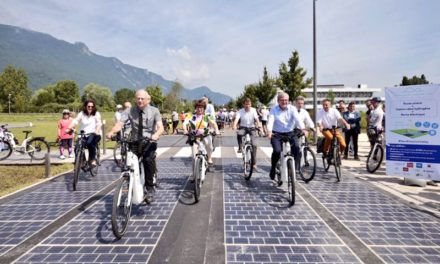 La route solaire en 5 chiffres