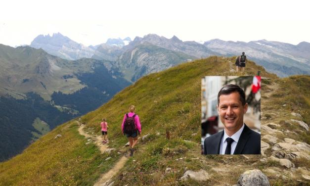 Tourisme : Nicolas Daragon dévoile à Éco la nouvelle stratégie d'Auvergne-Rhône-Alpes
