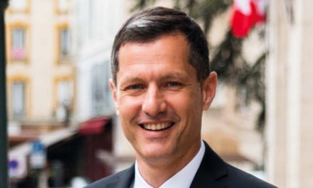 Nicolas Daragon «Faire de la région un modèle de performance»