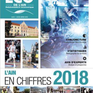 L'Ain en Chiffres 2018