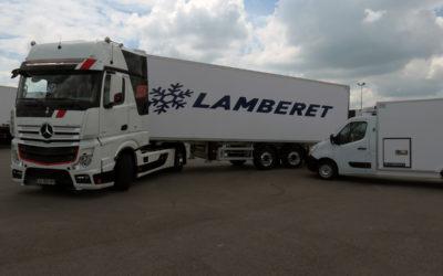 Lamberet investit aussi pour la R&D