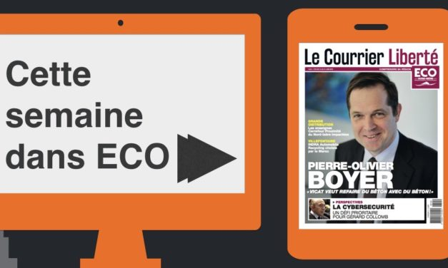 Votre magazine ECO Nord Isère du 15 juin 2018