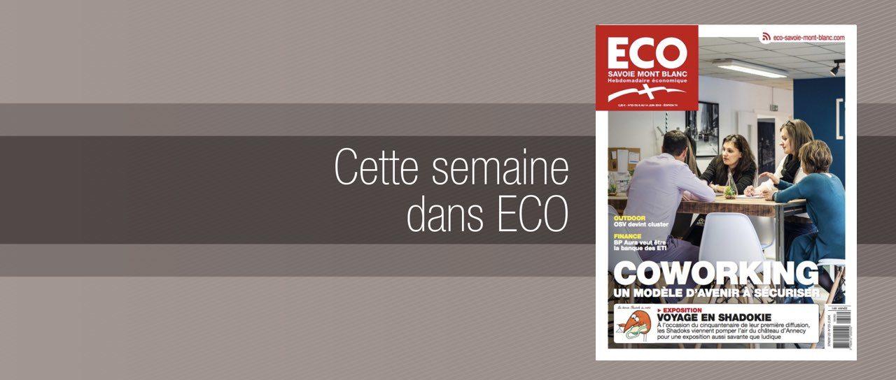 Votre magazine ECO Savoie Mont Blanc du 8 juin 2018