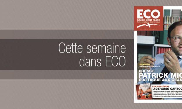 Votre magazine ECO Savoie Mont Blanc du 1 juin 2018