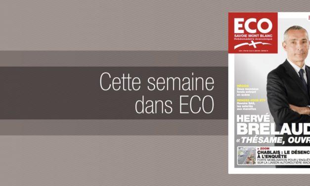 Votre magazine ECO Savoie Mont Blanc du 15 juin 2018