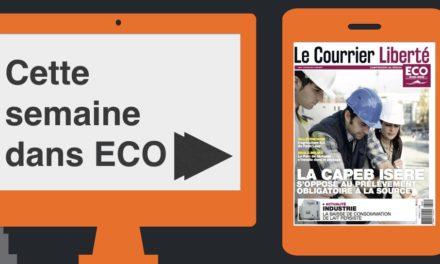 Votre magazine ECO Nord Isère du 7 juin 2018