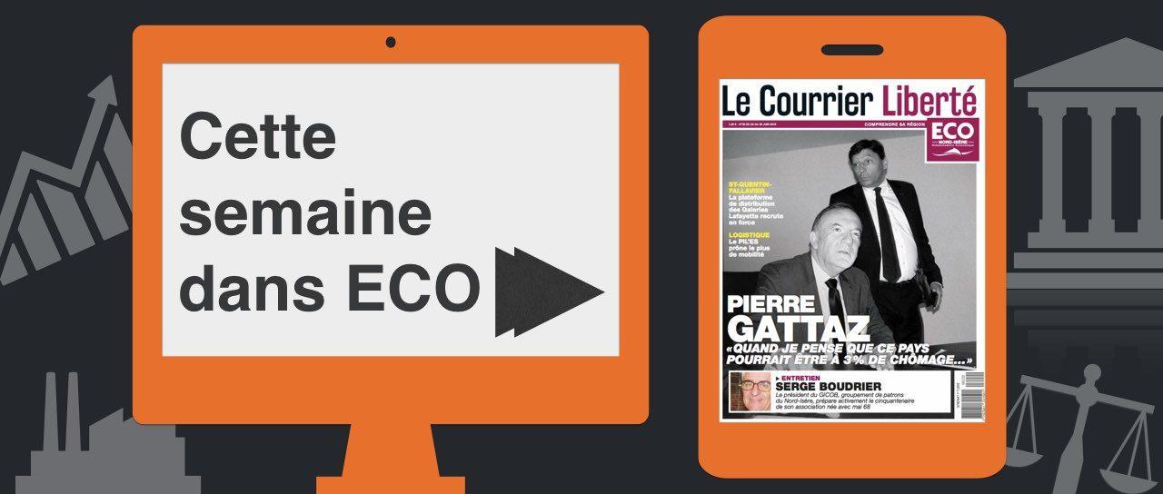 Votre magazine ECO Nord Isère du 22 juin 2018
