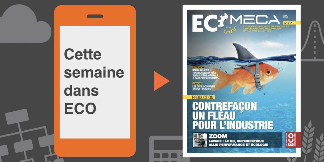 ECOMECA n°77 juin 2018