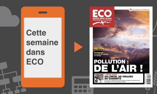 Votre magazine ECO Savoie Mont Blanc du 22 juin 2018