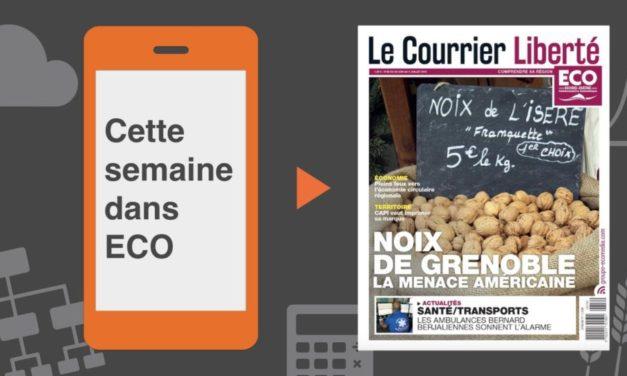 Votre magazine ECO Nord Isère du 29 juin 2018