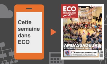 Votre magazine ECO Savoie Mont Blanc du 29 juin 2018