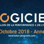 Publi-reportage / PROGICIELS 2018 : un format modernisé pour le Salon de la Performance et de l'Innovation !