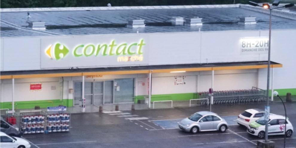 Carrefour : neuf magasins et une soixantaine d'emplois menacés