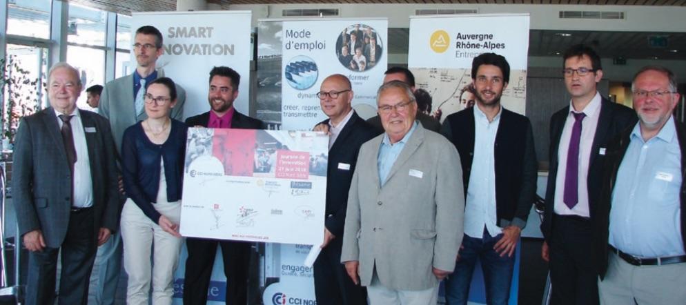 L'Innovation boostée par la CCI Nord-Isère
