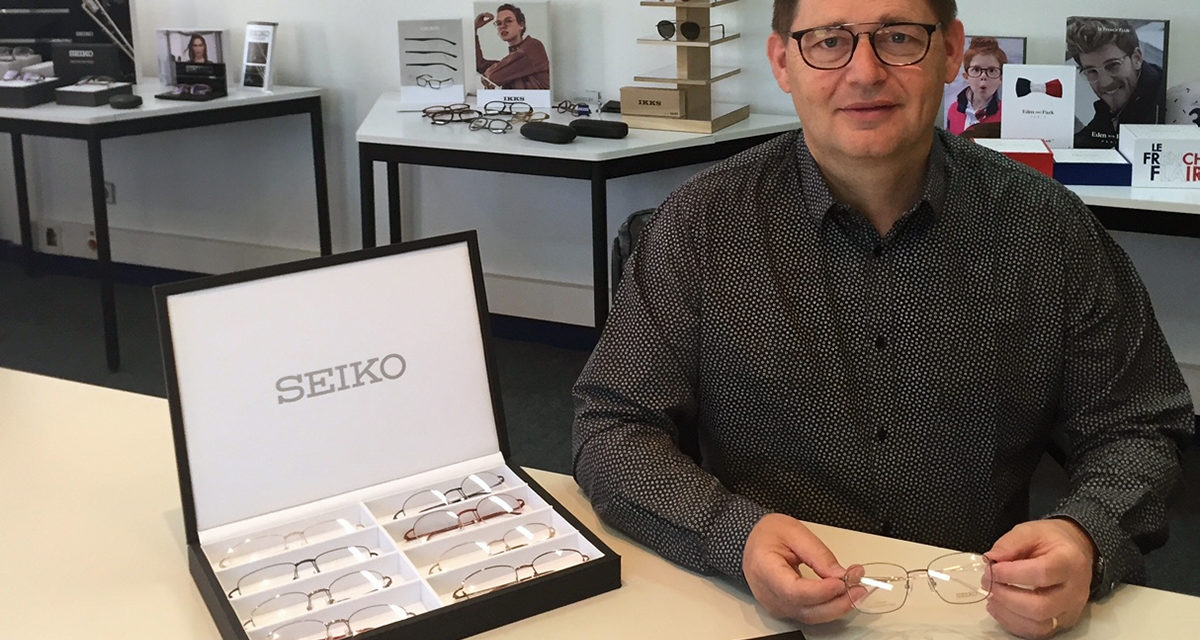 Henri Grasset : « Nous apportons un univers de marque autour de la lunette »