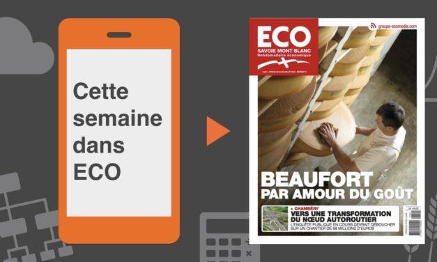 Votre magazine ECO Savoie Mont Blanc du 20 juillet 2018