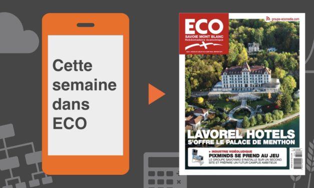 Votre magazine ECO Savoie Mont Blanc du 27 juillet 2018