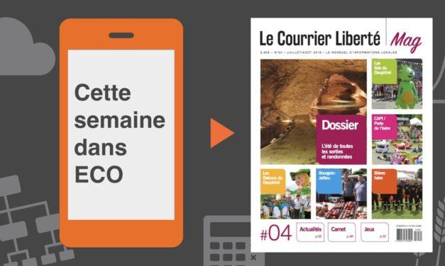 Votre magazine Courrier Liberté Mag de juillet 2018
