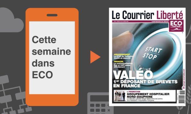 Votre magazine ECO Nord Isère du 13 juillet 2018