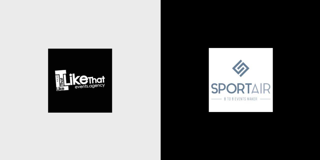 Événementiel : Like That fusionne avec Sportair