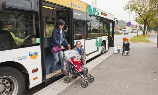 Keolis prend les bus chambériens