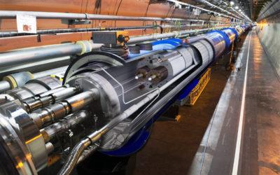 Cern : cinq ans de travaux pour améliorer le LHC