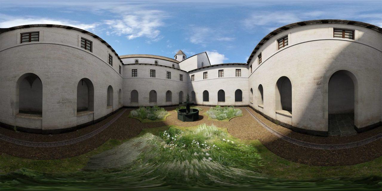 L'abbaye d'Aulps s'ouvre à la réalité augmentée