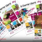 Vidéo : découvrez Le Courrier Liberté Mag !