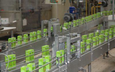 Fruité, une usine qui a du jus !