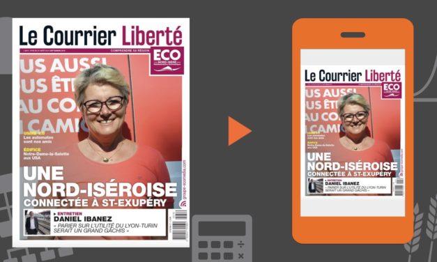 Votre magazine ECO Nord Isère du 31 août 2018