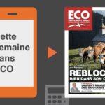 Votre magazine ECO Savoie Mont Blanc du 3 août 2018