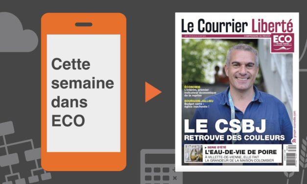 Votre magazine ECO Nord Isère du 24 août 2018