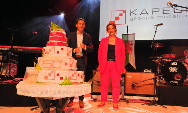 Pour ses 50 ans, Poralu change de nom et devient Kapeci !