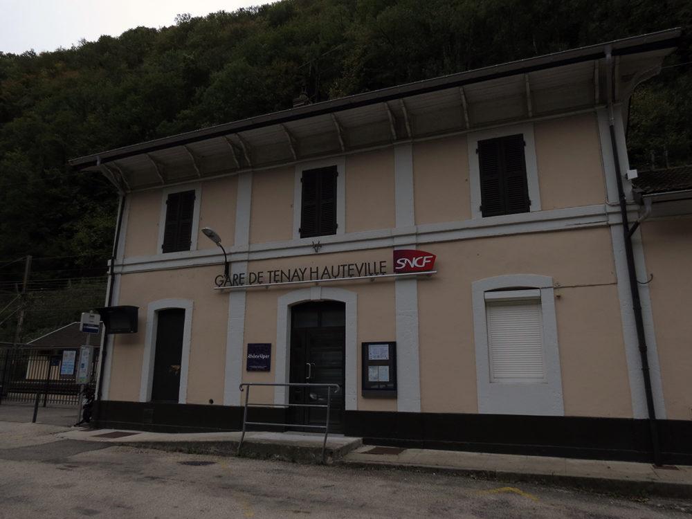 Gare SNCF Tenay-Hauteville