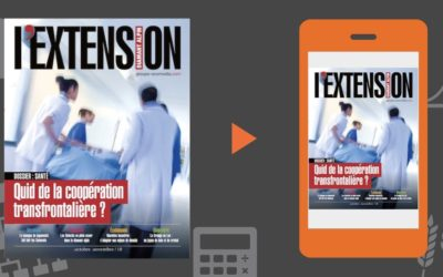 Votre magazine L'EXTENSION Automne 2018