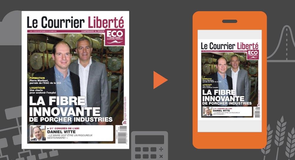 Votre magazine ECO Nord Isère du 28 septembre 2018