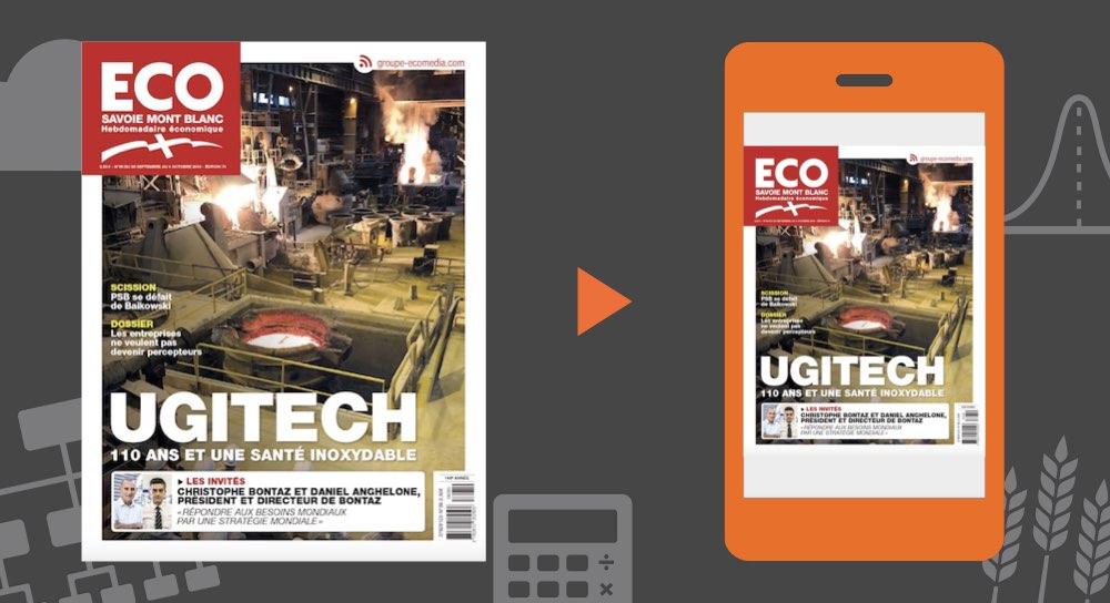 Votre magazine ECO Savoie Mont Blanc du 28 septembre 2018