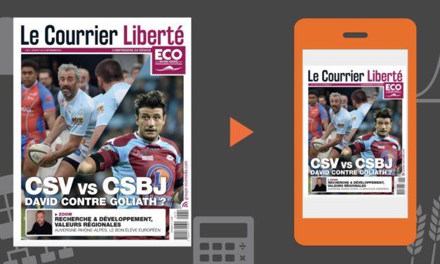 Votre magazine ECO Nord Isère du 7 septembre 2018