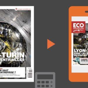 Votre magazine ECO Savoie Mont Blanc du 14 septembre 2018