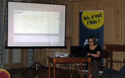 Dématérialisation des marchés publics : retours d'expérience sur la plateforme du département de l'Ain