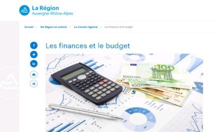Budget de la Région : un jugement et un avis pour rien ?