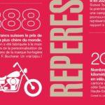 Infographie : quelques chiffres suisses