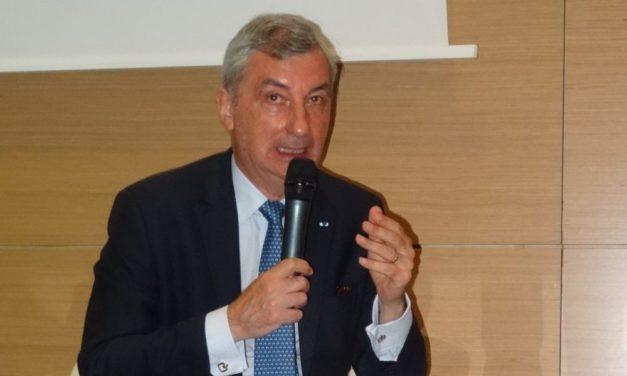 « Le Lyon-Turin est une nécessité pour l'avenir et pour l'environnement », interview de Jacques Gounon, président du Comité pour la Transalpine