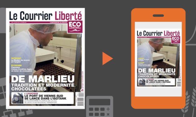 Votre magazine ECO Nord Isère du 5 octobre 2018