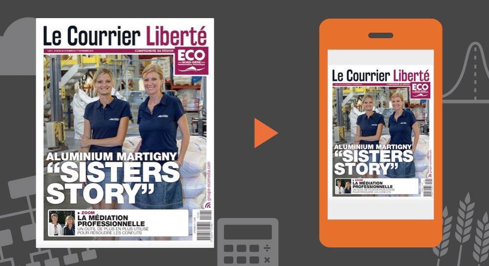 Votre magazine ECO Nord Isère du 26 octobre 2018
